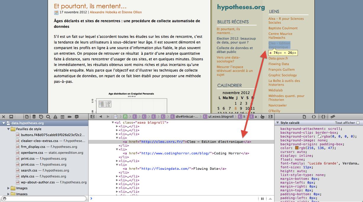 Comment On Ecrit Le Web Structure Du Langage Html 1 Data